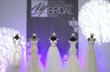 New York International Bridal Week: ¡Las tendencias más punteras!