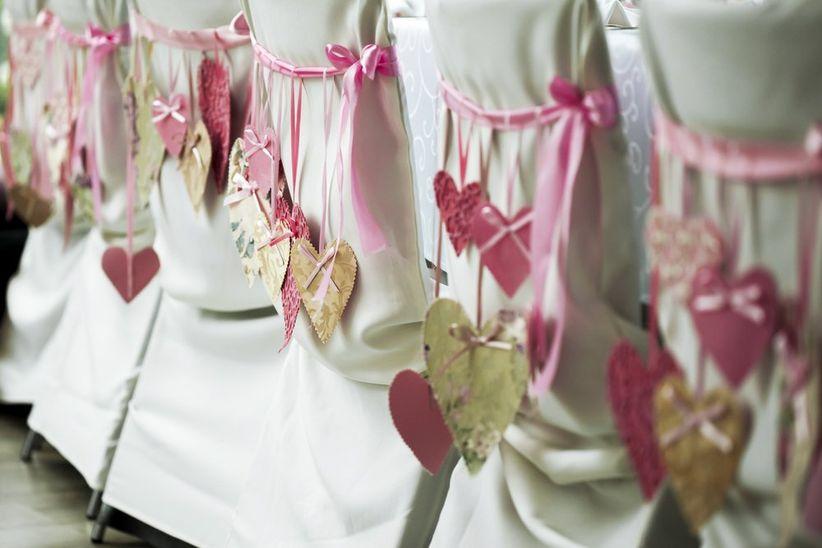 Ideas para decorar las sillas del casamiento for Sillas para matrimonio