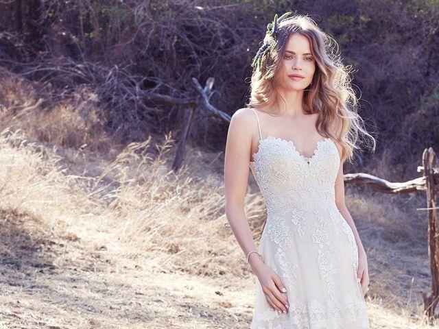 Vestidos de novia Maggie Sottero 2018: ¡obras de arte nupcial!