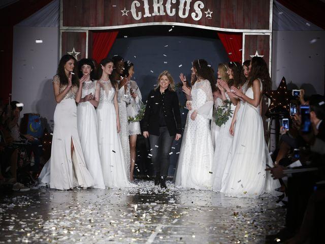 Vestidos de novia Jenny Packham 2018: sofisticación personalizada