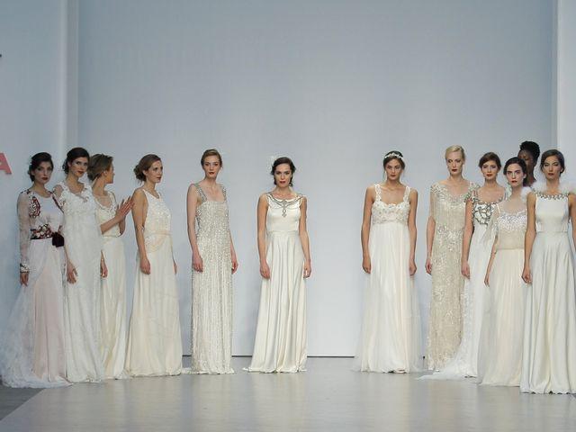 Vestidos de novia Sole Zimmer 2018: explosión de sensualidad femenina