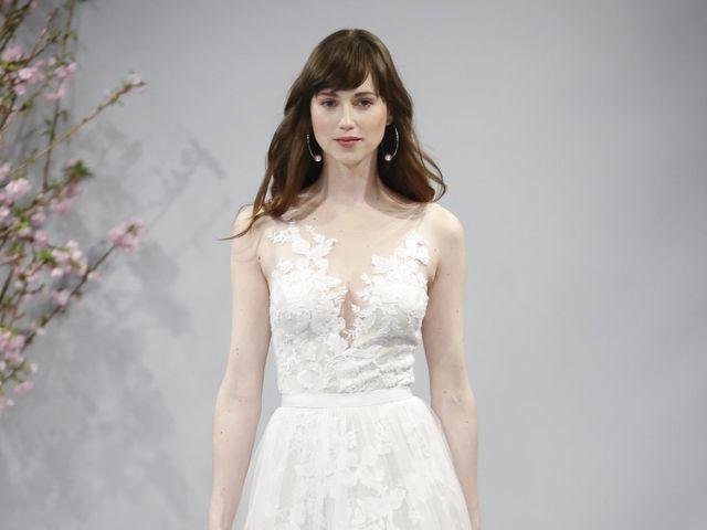 Theia: Vestidos de novia para sacar la diosa que hay en vos