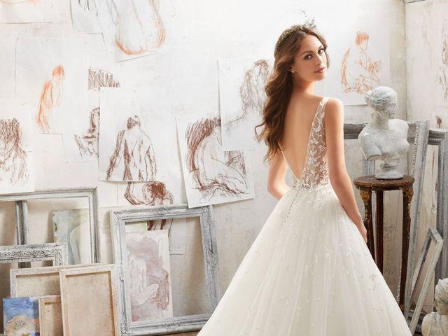 25 vestidos de novia con espaldas increíbles