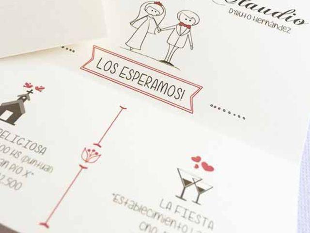 El programa del casamiento: 5 ideas originales