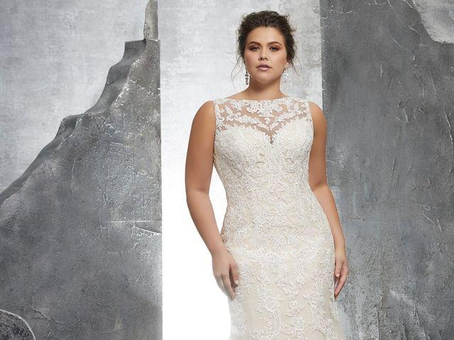 50 vestidos de novia corte sirena: ¡lucí tus curvas con estilo!