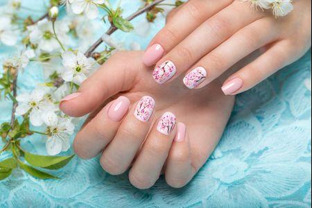 Nail art para novias: 6 propuestas para lucir uñas únicas