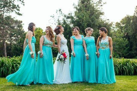 ¿Cuáles son las funciones de las damas de honor?
