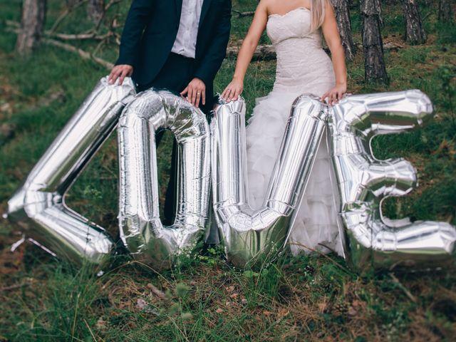 Decoración del casamiento con globos: ideas para reinventar un clásico