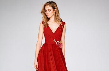 Vestidos de fiesta para casamiento: ¿Cómo elegir el color adecuado?
