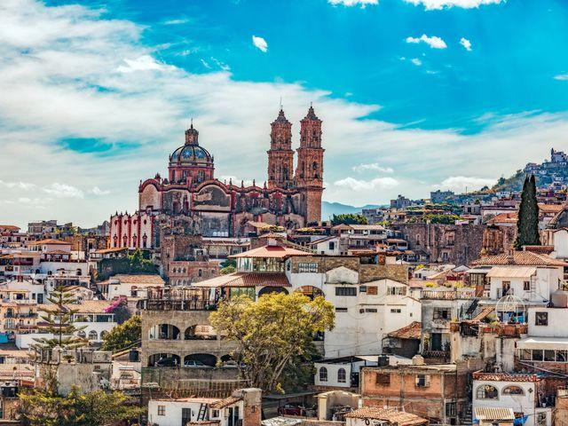 Luna de miel en México: un destino que lo tiene todo para su viaje de novios