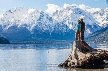 Luna de miel en Bariloche: un destino perfecto para los amantes de la naturaleza