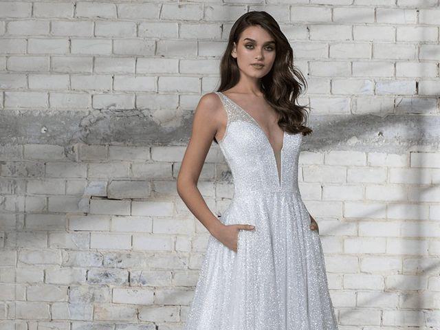 Vestidos de novia Pnina Tornai 2019: conseguí un look majestuoso