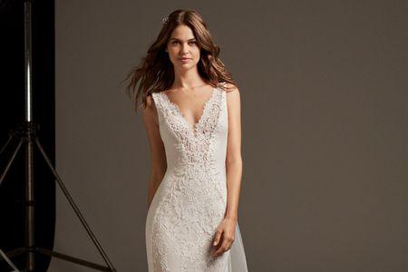 ¡Enamorate de la nueva colección de vestidos Pronovias 2020!