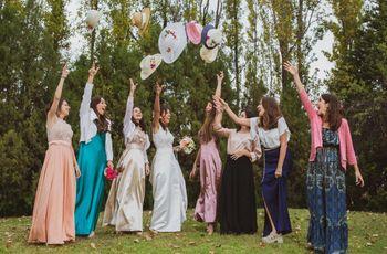 Protocolo para invitadas: lo que tenés que saber si te invitaron a una boda