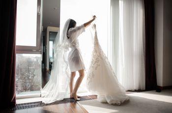 Las 6 peores decisiones que una novia puede tomar organizando su casamiento