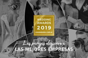 ¡Conozcan a los ganadores de la 1ª edición de los Wedding Awards de Casamientos.com.ar!