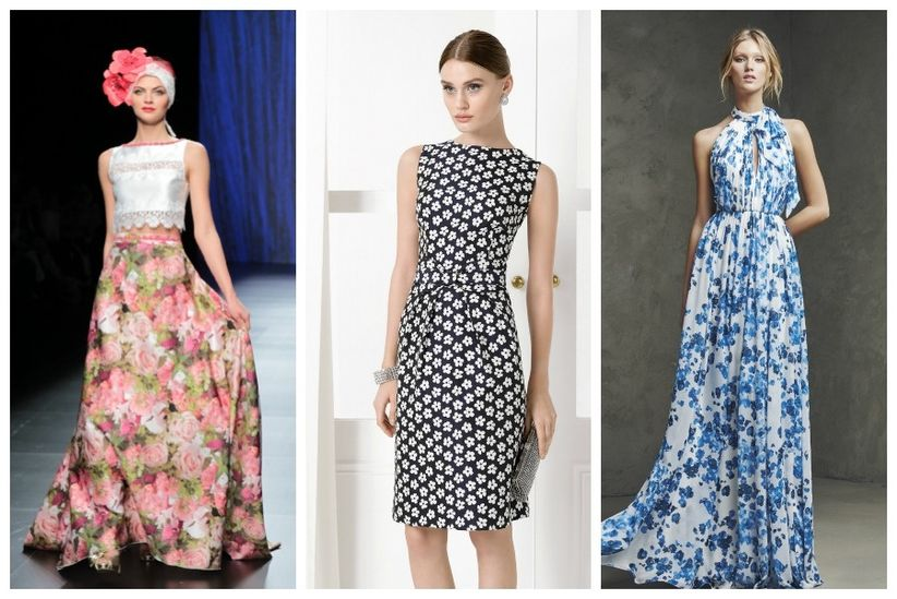Los mejores vestidos para invitadas a bodas en 2016 for Boda en jardin vestidos