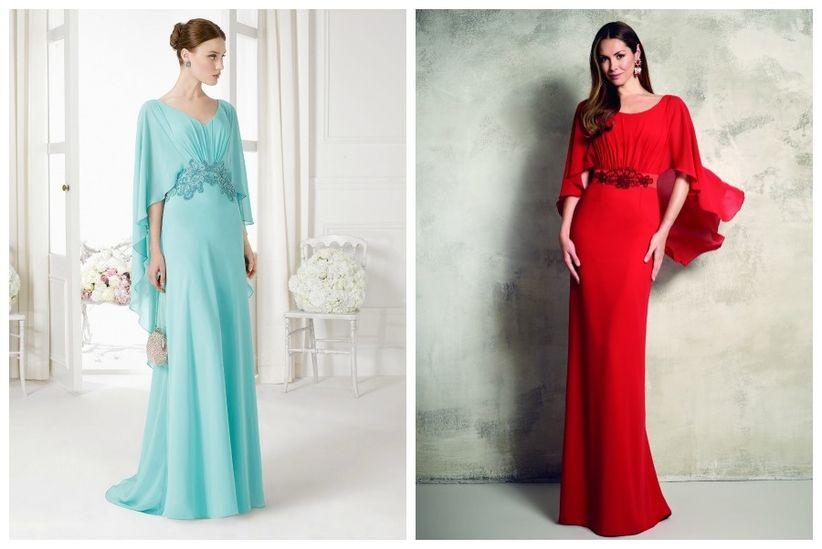 Vestidos para invitadas a casamientos el 2016 for Boda en jardin vestidos