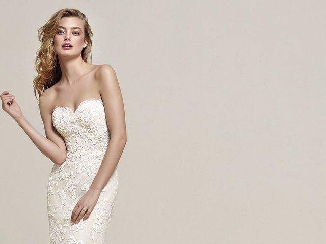 120 vestidos de novia 2018: tendencias con estilo
