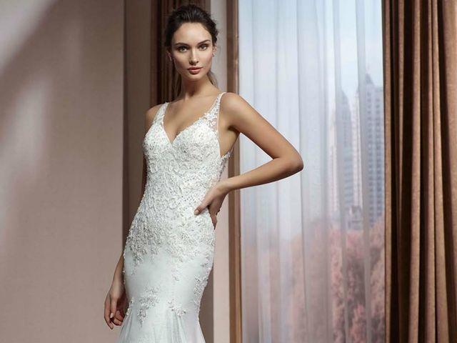 Vestidos de novia Divina Sposa 2018: sensualidad romántica