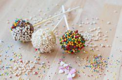Hacé tus propios cake pops