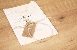 Papelería nupcial DIY: ¡Creá tus propias invitaciones de casamiento!