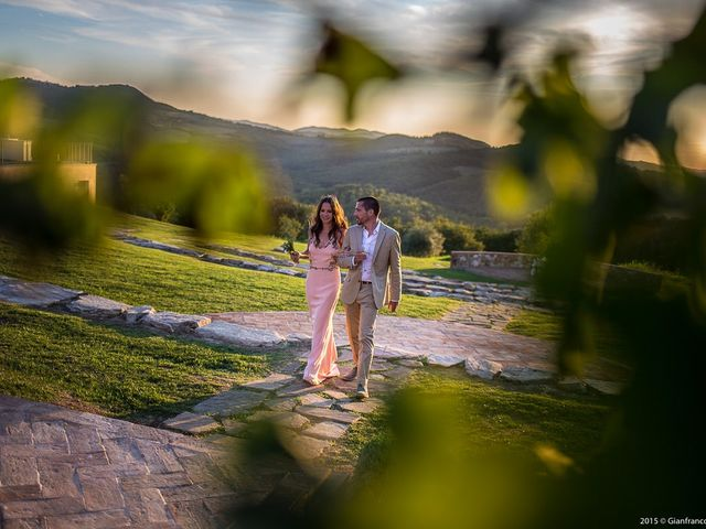 Danielle y Brent: un casamiento íntimo y soñado hecho realidad