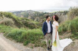 The Day After: el amor de Sara y Simón inmortalizado entre las románticas colinas de Siena