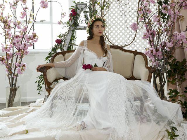 9 hermosas tendencias en vestidos de novia para 2018