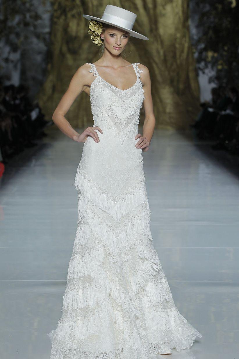 Stunning Alquiler De Vestidos De Novia Pronovias Images - Wedding ...