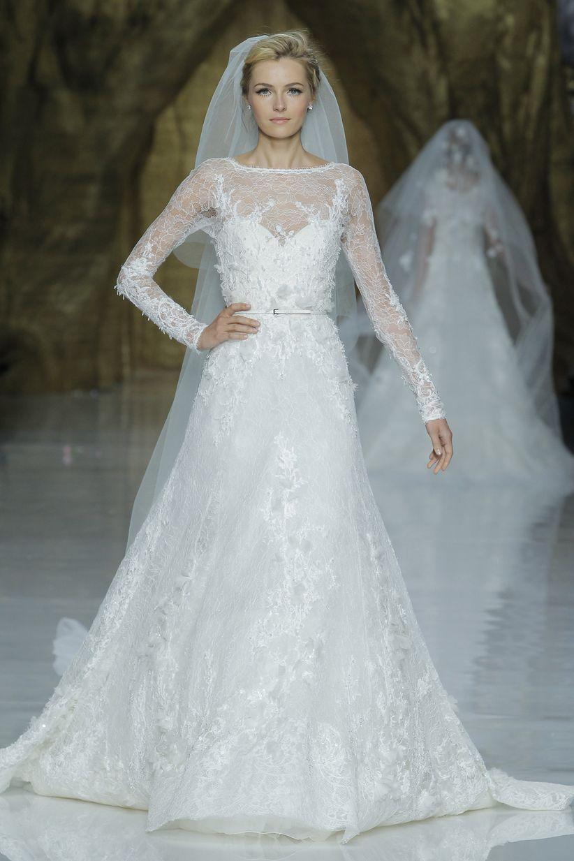 Colección de vestidos Pronovias 2014