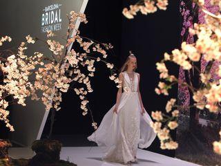 Vestidos de novia 2018: las nuevas colecciones en la Barcelona Bridal Fashion Week