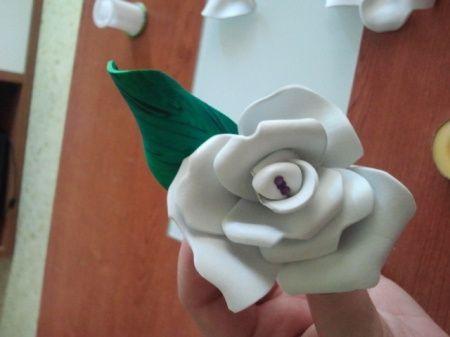 Flores de goma eva para regalar en tu casamiento