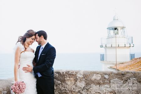 Sara y Alberto, un casamiento y mil viajes