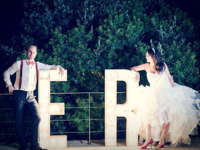 Esther y Ramón: una casamiento totalmente handmade