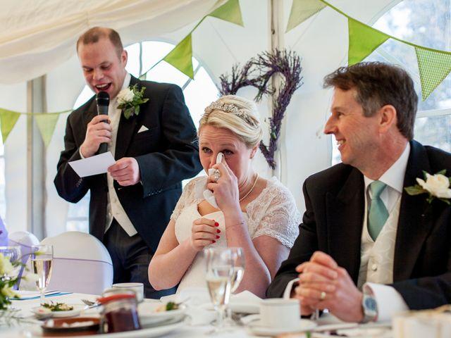 Cuándo pronunciar el discurso del casamiento