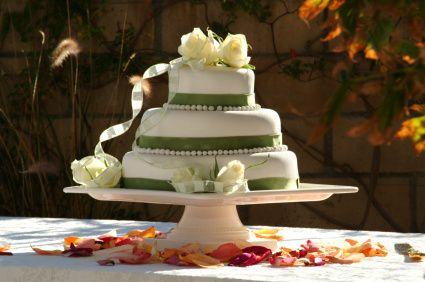 Pasteles de casamiento de invierno