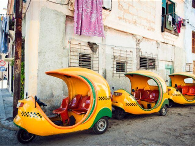 Luna de miel a Cuba