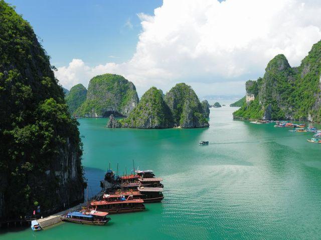 Luna de miel a Vietnam y Camboya