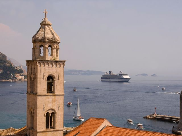 Luna de miel de crucero por el mediterráneo