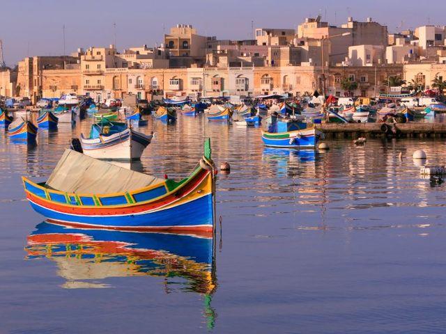 Luna de miel en Malta