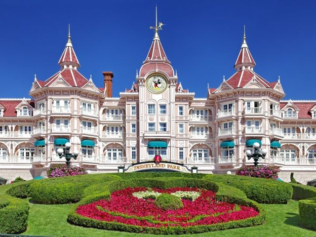 Luna de miel en Disney World