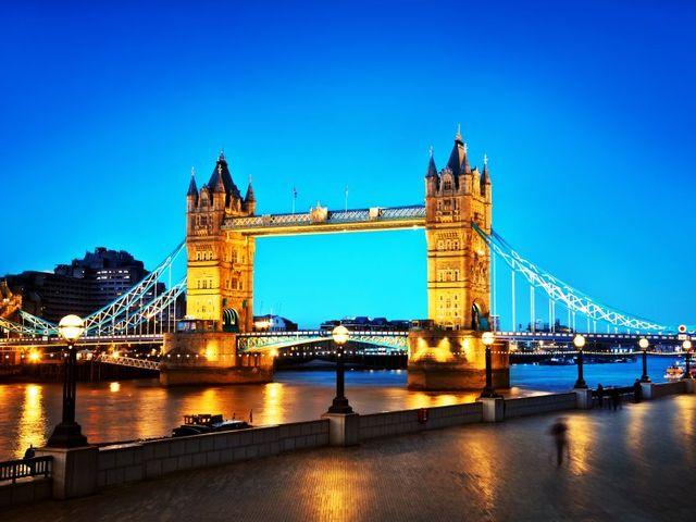 Luna de miel en Londres
