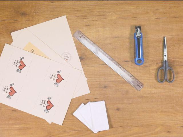 Souvenir DIY: servilletas para las lágrimas de felicidad de tus invitados