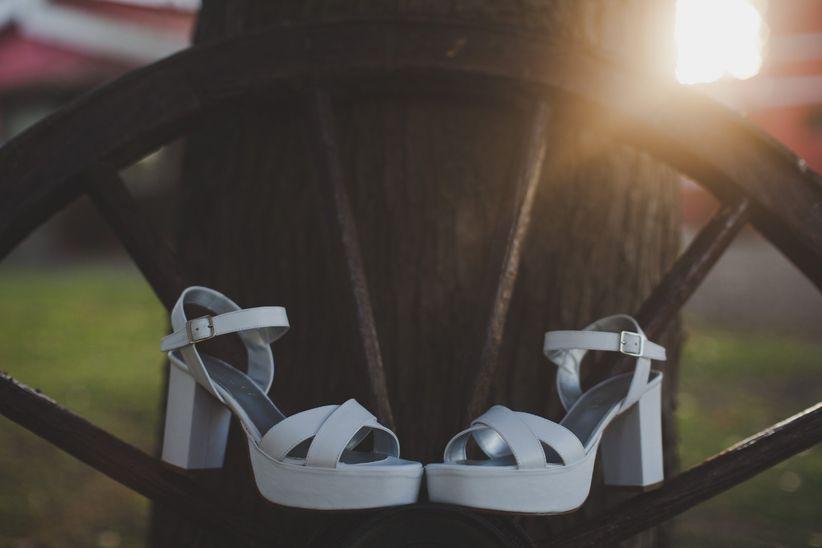 Para Playa O Un Campo En Zapatos El Casamiento 20 La CroexdWB