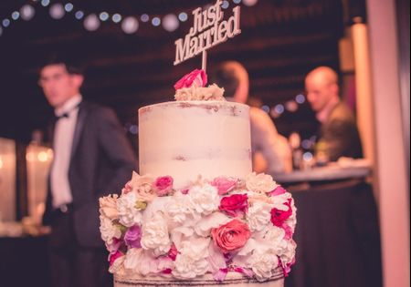7 tipos de decoración para la torta del casamiento