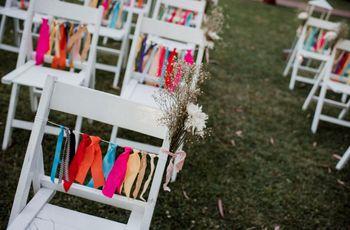 ¿Cómo decorar las sillas del casamiento? 10 ideas con mucho encanto