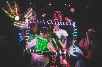 Cotillón luminoso ¡un infaltable para la fiesta!