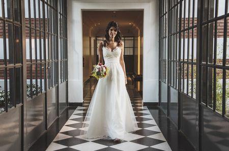 Test: ¿Qué tipo de vestido deberías usar en tu casamiento?