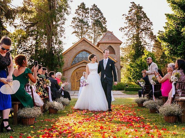 La mágica y romántica boda de Lore y Timo
